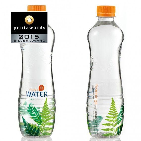 Silver Pentaward 2015 Beverages Passionfruit Asia