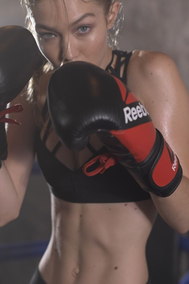 22 fitness photoshoot boxing