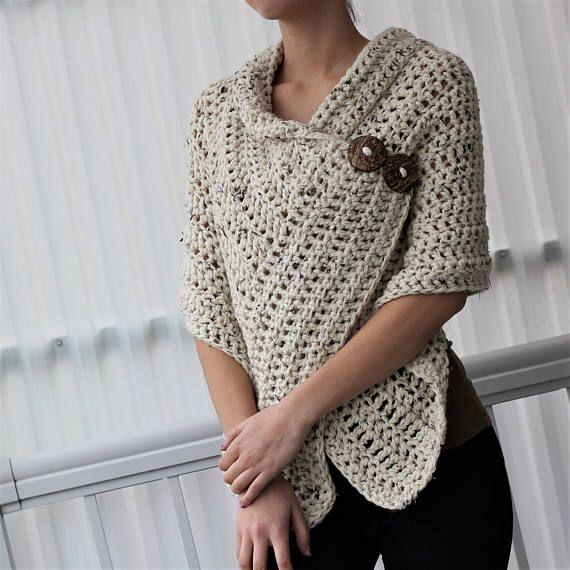 Easy Crochet pattern Beginner crochet Patron crochet Azali | tejido ...