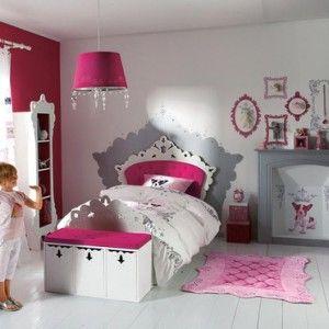 Habitación con princesas | Chambre filles, Filles et Chambres