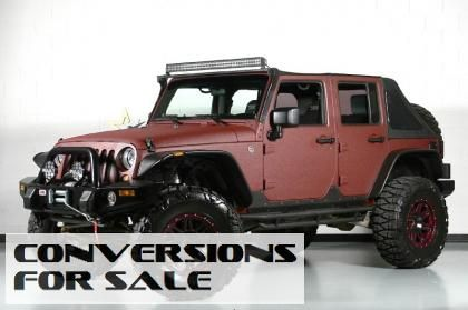 2009 Jeep Wrangler Unlimited Rubicon Supercharged Lifted Jeep