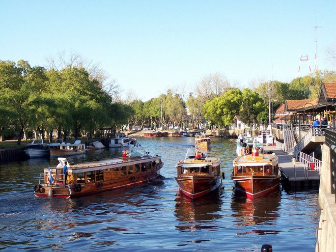 Buenos Aires en 7 paradas