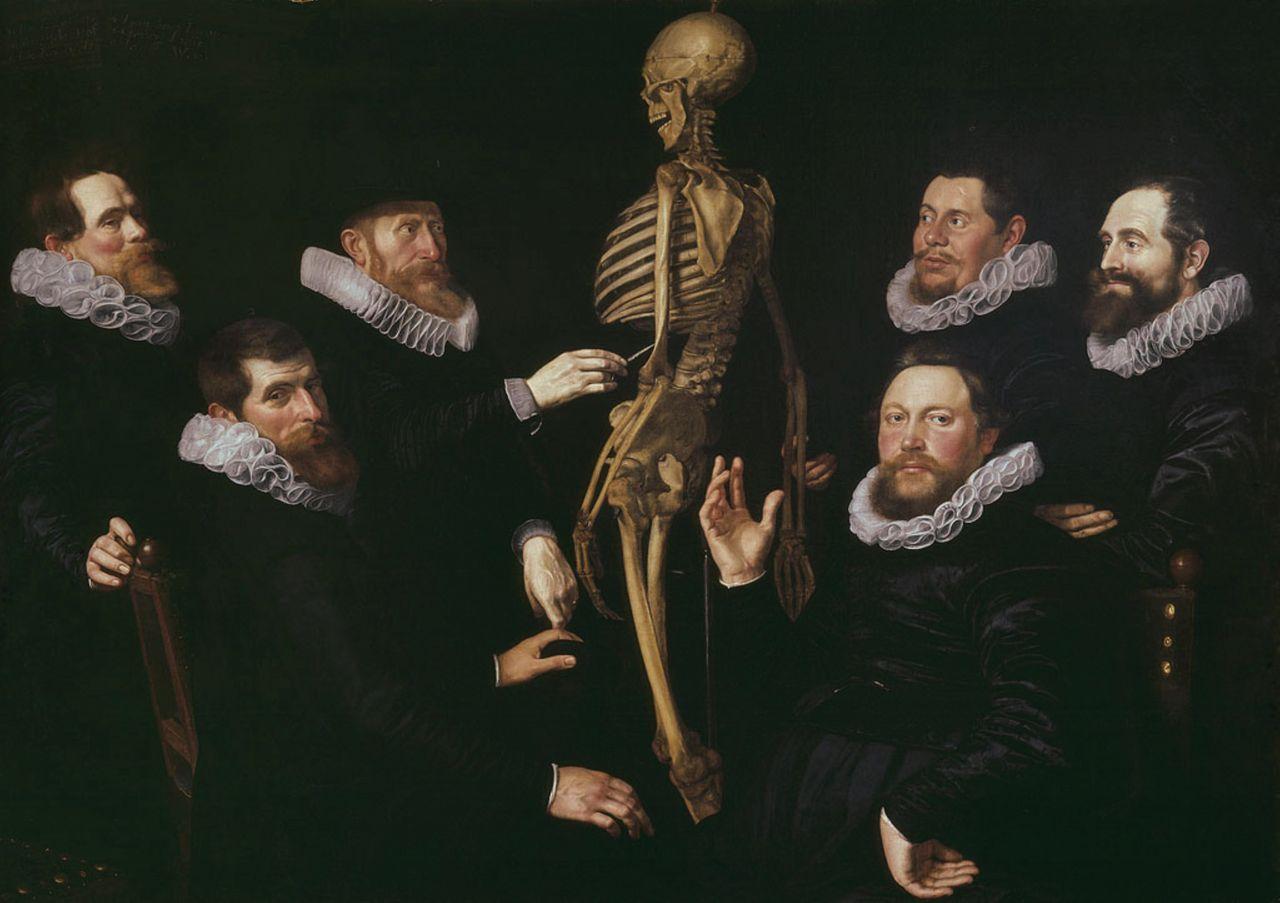 The Athenaeum - Anatomical Lesson of Dr. Sebastiaen Egbertsz. de ...