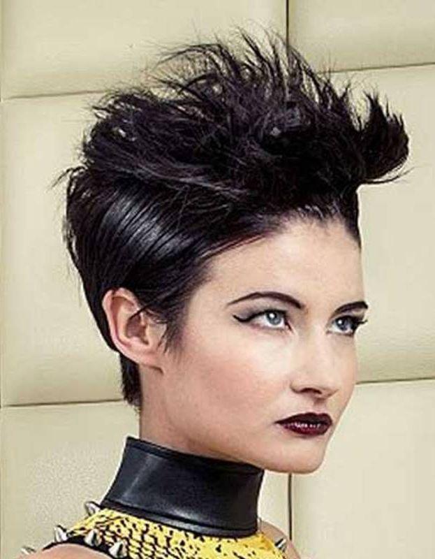 Best Short Spiky Hairstyles For Women Best Women Hairstyles