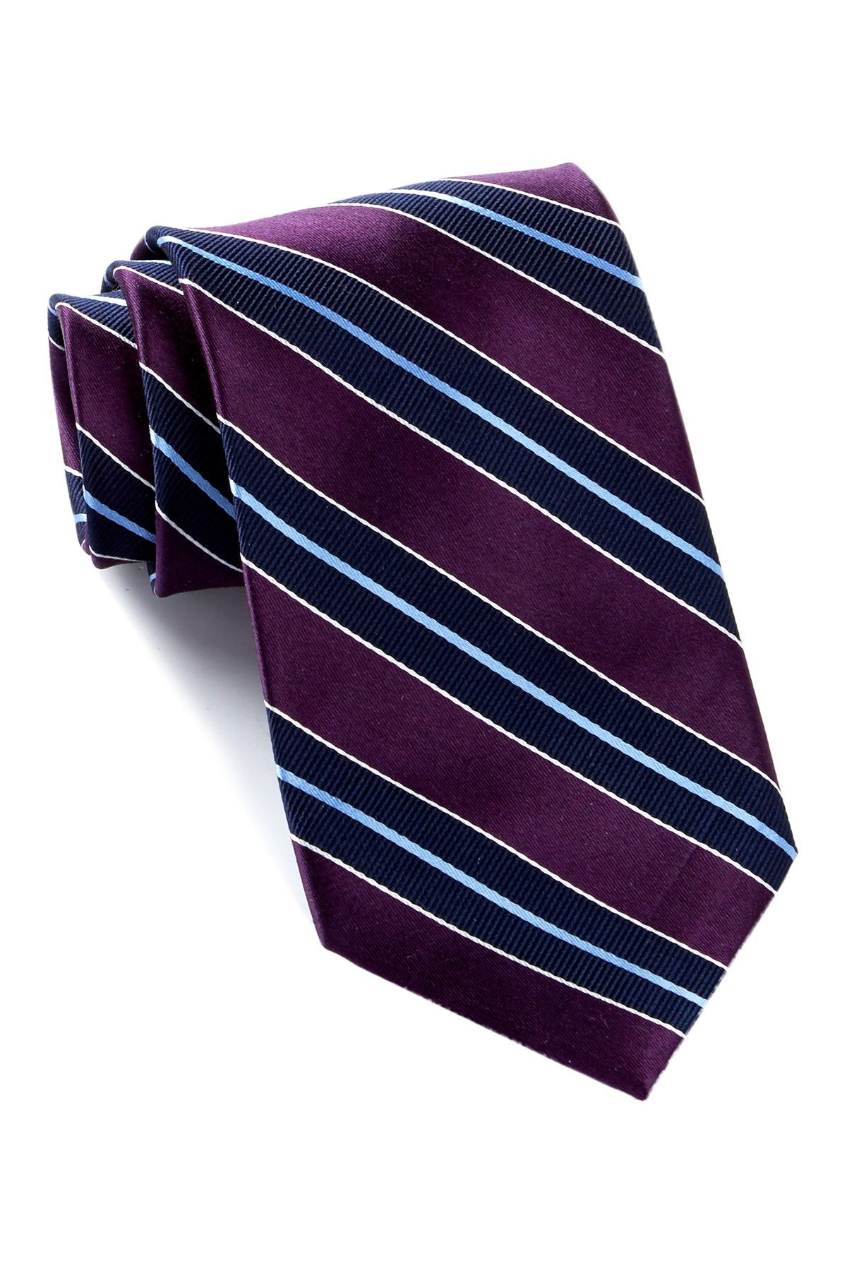 Jerome Stripe Tie by Nordstrom Rack on @nordstrom_rack