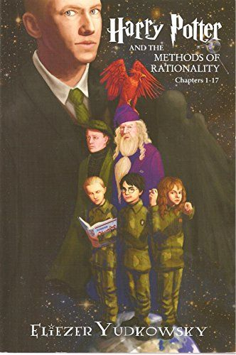 Harry Potter And The Methods Of Rationality Chapters 1 17 By Eliezer Yudkowsky Harry Potter Books Series Harry Potter Books Read Books Online Free