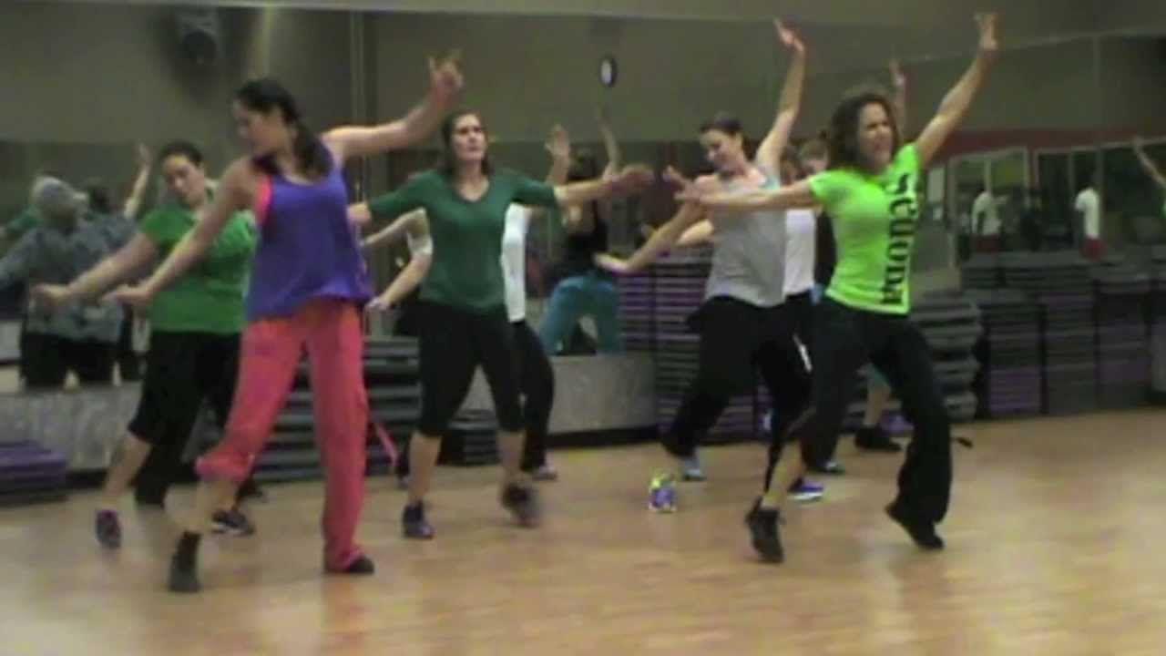 """Country Girl (Shake It for Me)"" Luke Bryan for Dance Fitness"