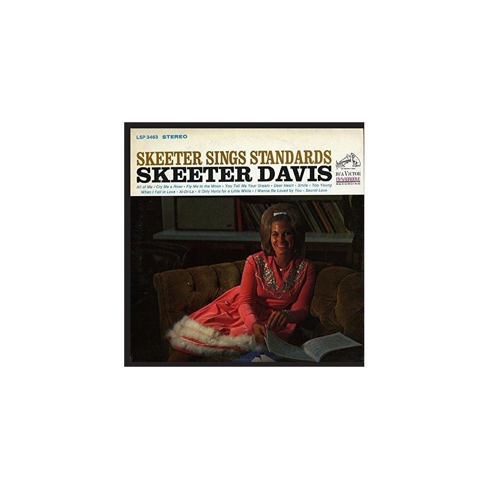 Skeeter Davis - Skeeter Sings Standards (CD)