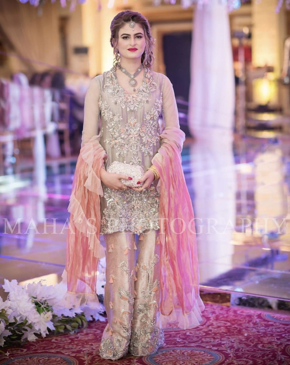 Pin de Erum Anis en Engagement dress, mangni dress for dulhan ...