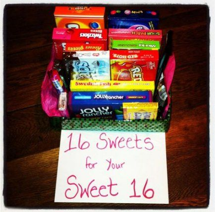Birthday 16th Gifts For Best Friend Sweet 16 46 Ideas #sweetsixteen