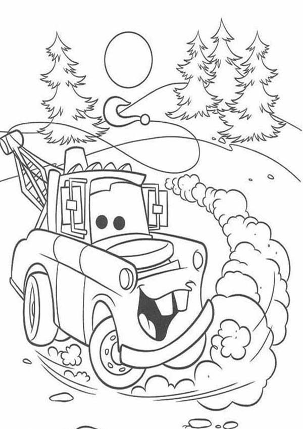 Ivan From Disney Cars 2 Coloring Page Download Print Online Coloring Pages For Free Color Nimbus Coloring Pages Cars Coloring Pages Online Coloring Pages