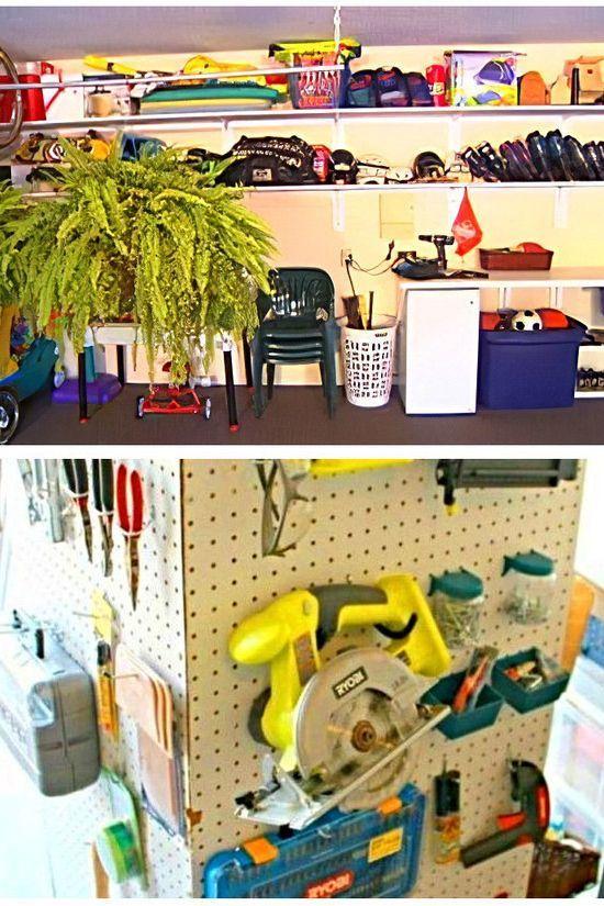 Cómo reorganizar el garaje gta 5 Ideas de armarios de almacenamiento de garaje Consejos y trucos sobre cómo organizar su garaje herramientas y hardware C&oa...