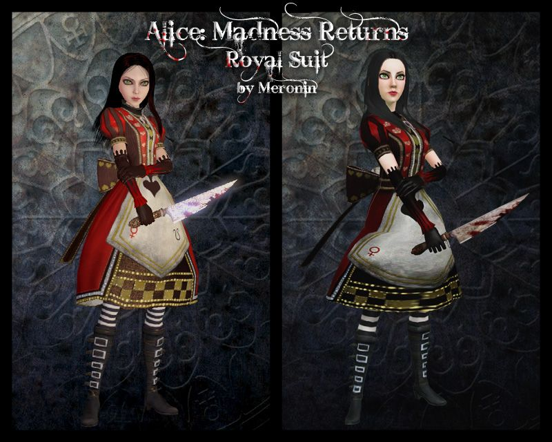 Alice madness returns Geekdom Pinterest Alice