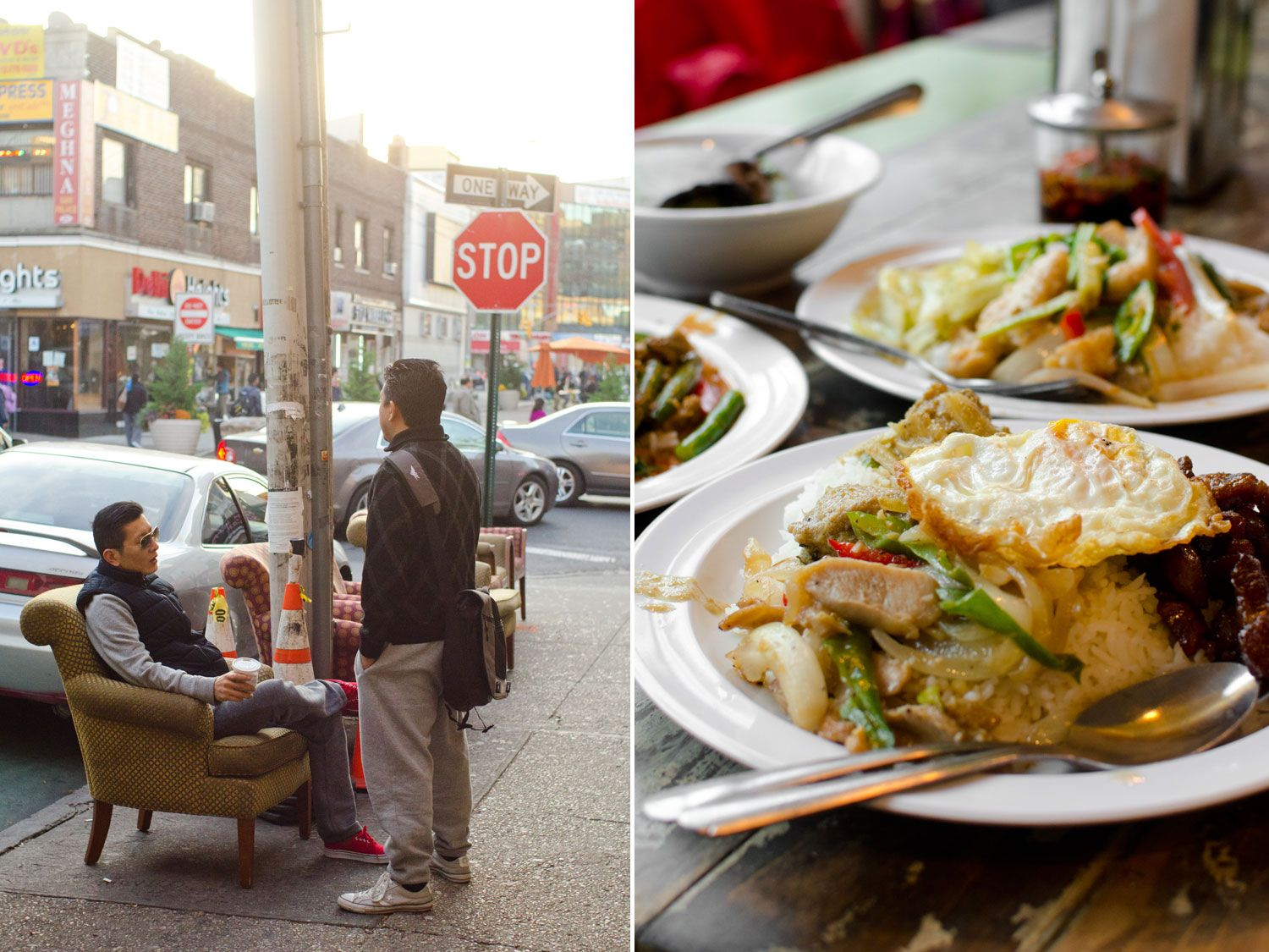 A oneday food tour of jackson heights and elmhurst new