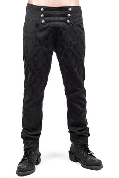 Punk Rave Crescent Trousers - £58.99 : Angel Clothing   Gothic and Steampunk Clothing