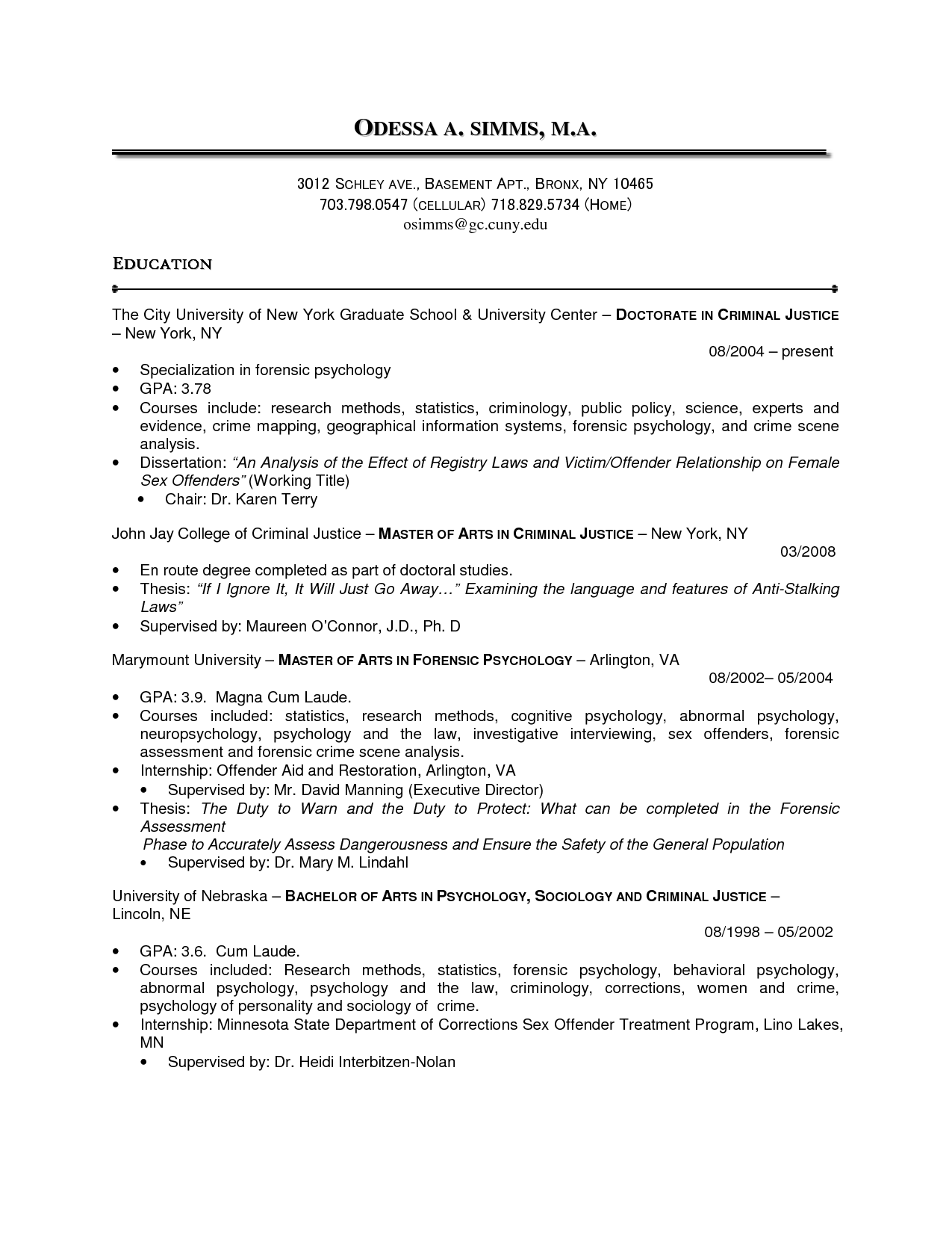 sample resume disney security logistics specialist examples