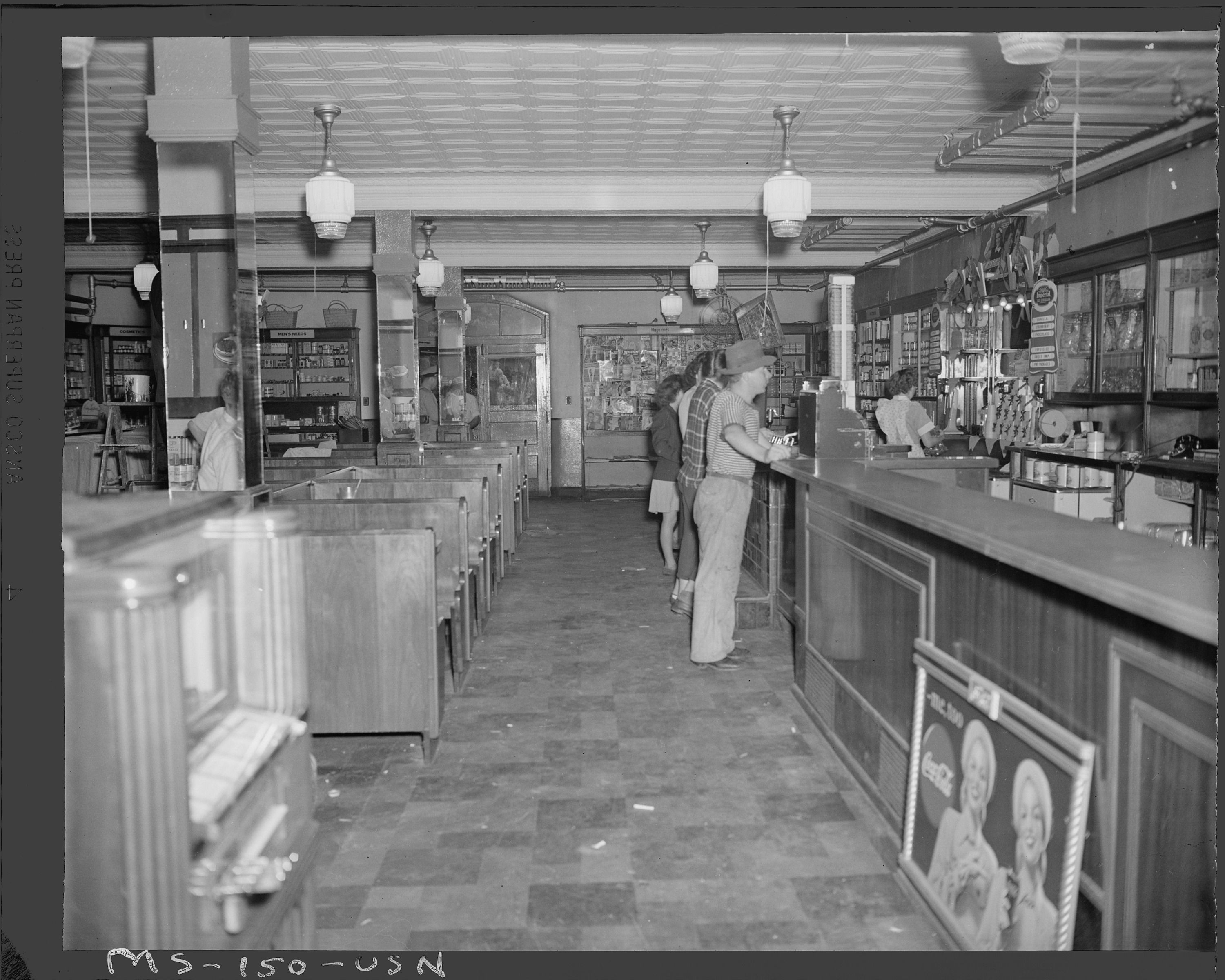 This Is Another Picture Of The Company Store Located In Grant Town