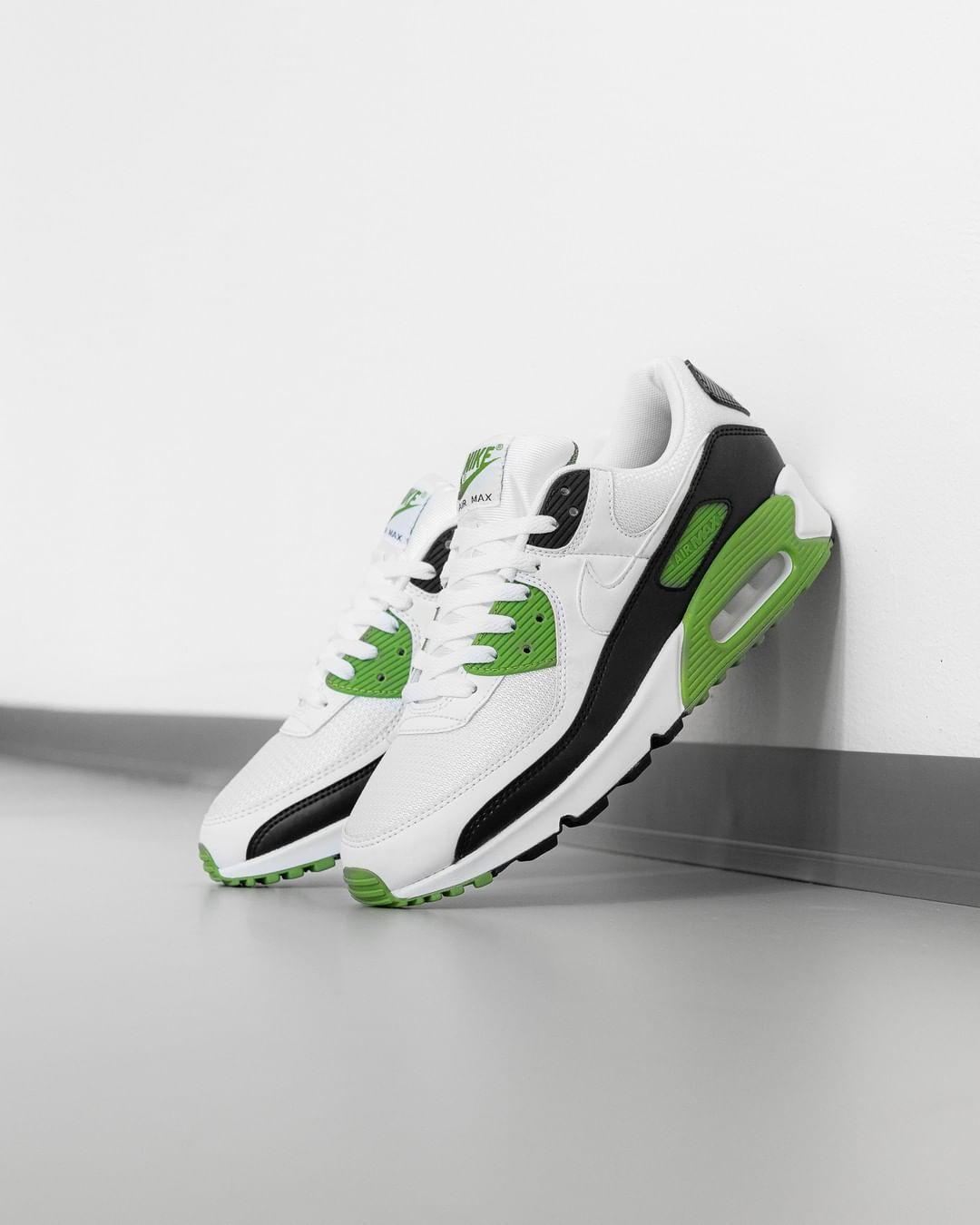 de.store Nike Running Nike Air Max 90 Herren's Schuhe Weiß