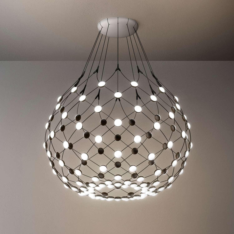 Mesh Led Pendant Light