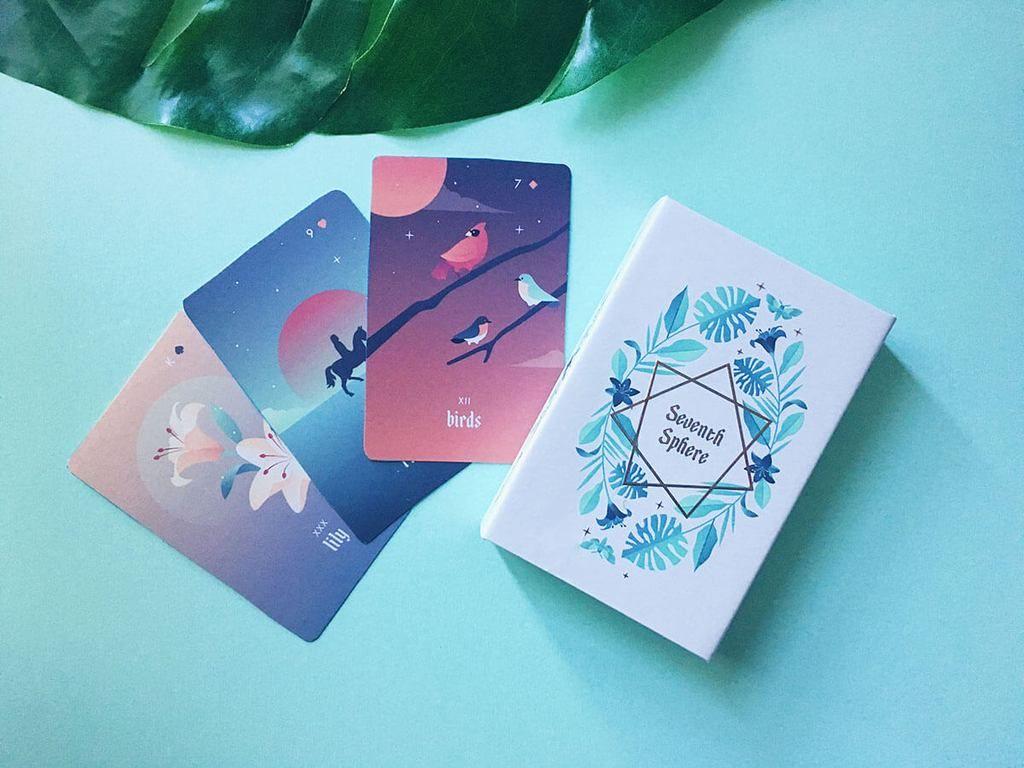 Seventh Sphere Lenormand Deck Oracle Cards Decks Tarot Cards Art Tarot Card Decks