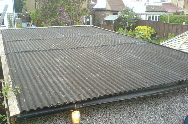 Roofing Asbestos-Containing Materials | Asbestos Roofing | Pinterest