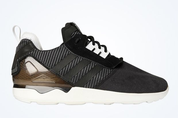 The adidas Originals Tubular has been given a modification with added features from the adidas Originals ZX 8000.