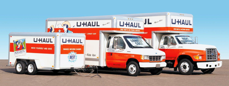 UHAUL NEAR ME U haul truck, Uhaul, Storage rental