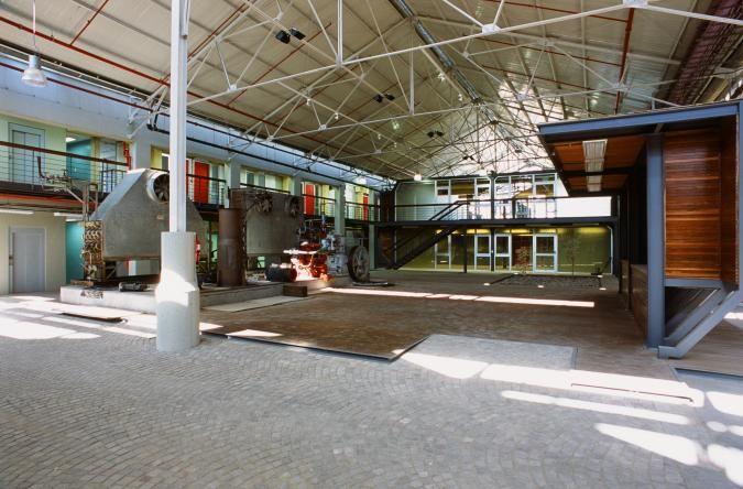 El Edificio   CMD - Centro Metropolitano de Diseño - Buenos Aires Ciudad
