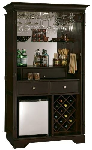 Luxury Howard Miller Hide A Bar Cabinet