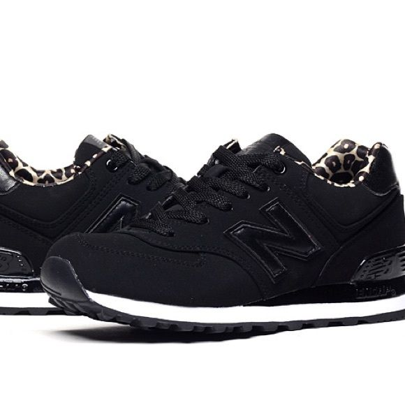 1d682187763d New Balance 574 High Roller Sneakers Black Sneaker Lace up your wild style  with the New Balance 574 Athletic Shoe from the High Roller Collection!
