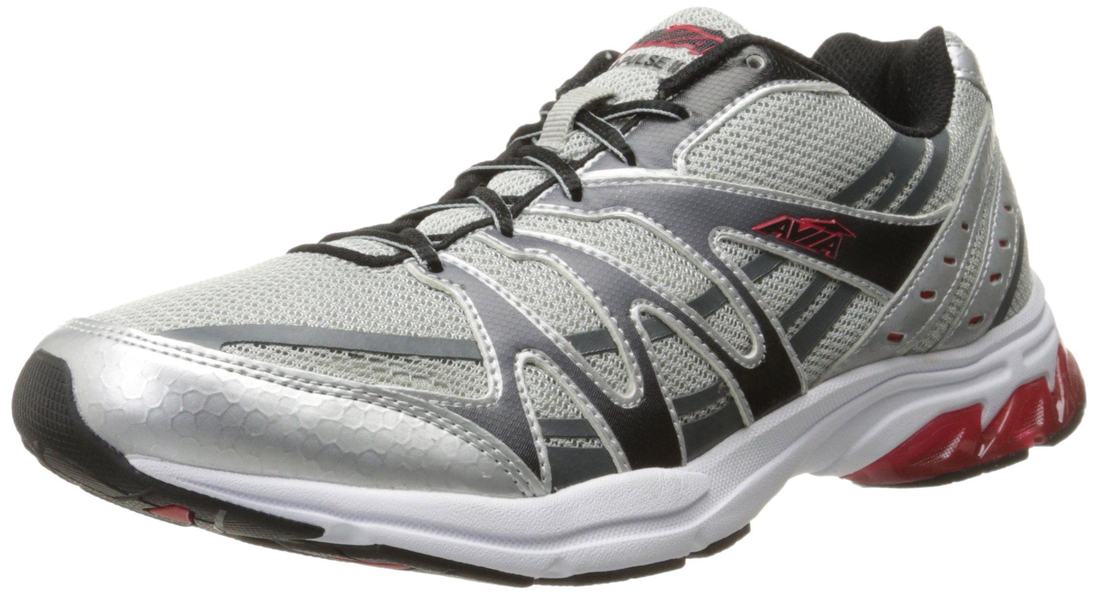 AVIA Men s Pulse II Running Shoe ac681aa0753