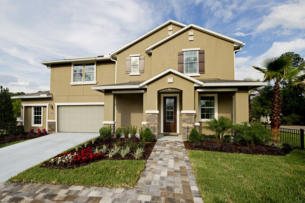 New Homes For Sale in Jacksonville, FL by KB Home Kb