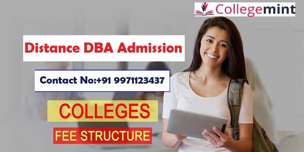 Distance DBA Admission Top Universities For Distance DBA