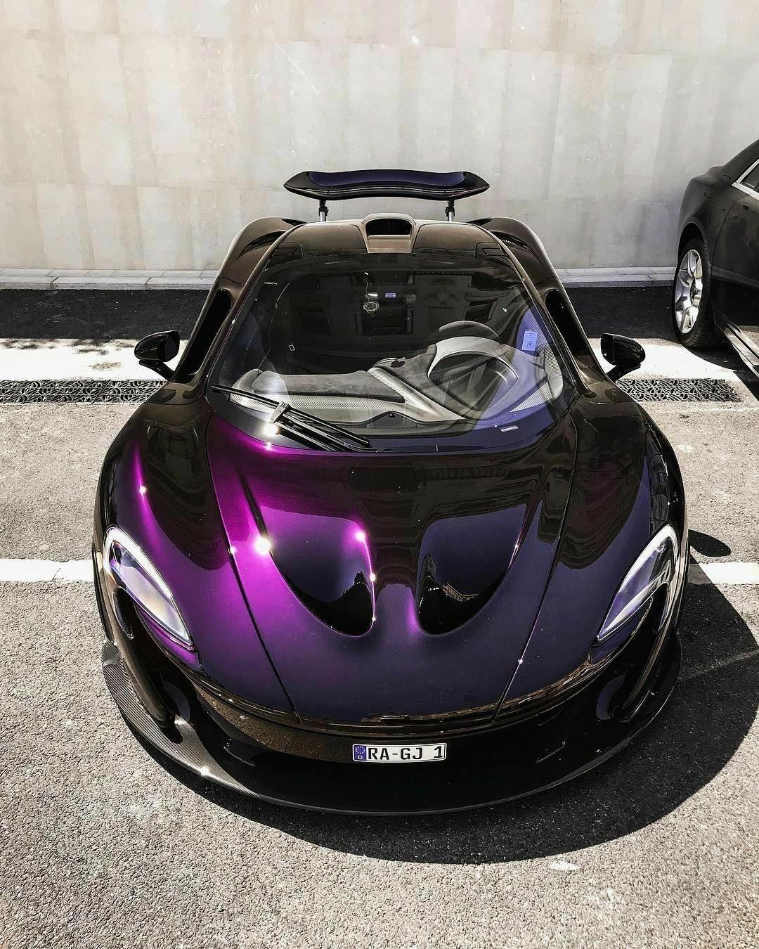 #supersportscarsmclarenp1   New sports cars, Super fast ...