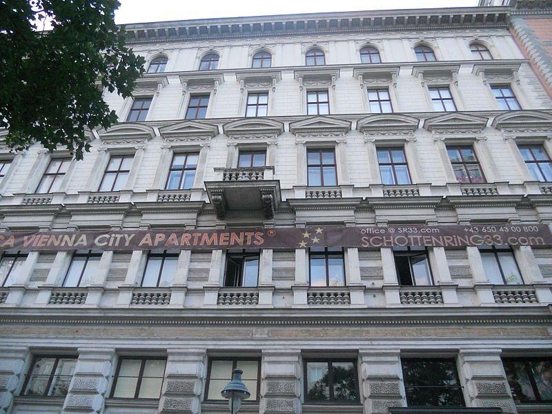 Vienna: Schottenring 33