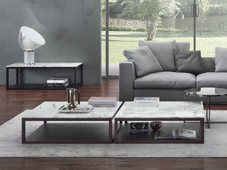 Low Marble Coffee Table For Living Room Stone Marble Coffee Table Giulio Marelli Italia Coffee Table Living Room Table Home Living Room