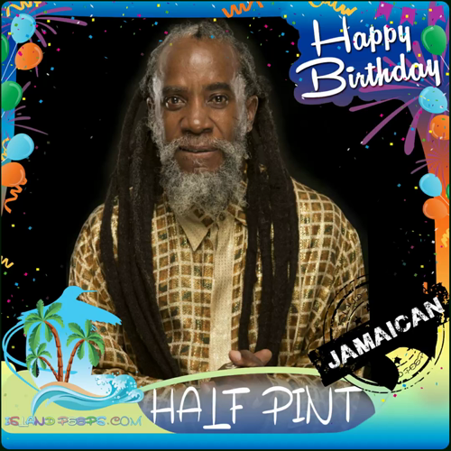 Happy birthday half pint jamaican bron reggae dacncehall artist happy birthday half pint jamaican bron reggae dacncehall artist m4hsunfo