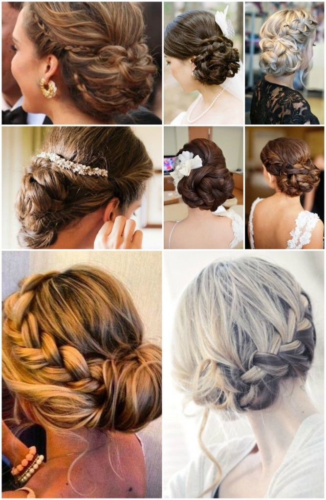 Peinados Y Recogidos Para Bodas Tipos De Recogidos Diario De Una Novia Peinados Recogido Boda Peinados Elegantes