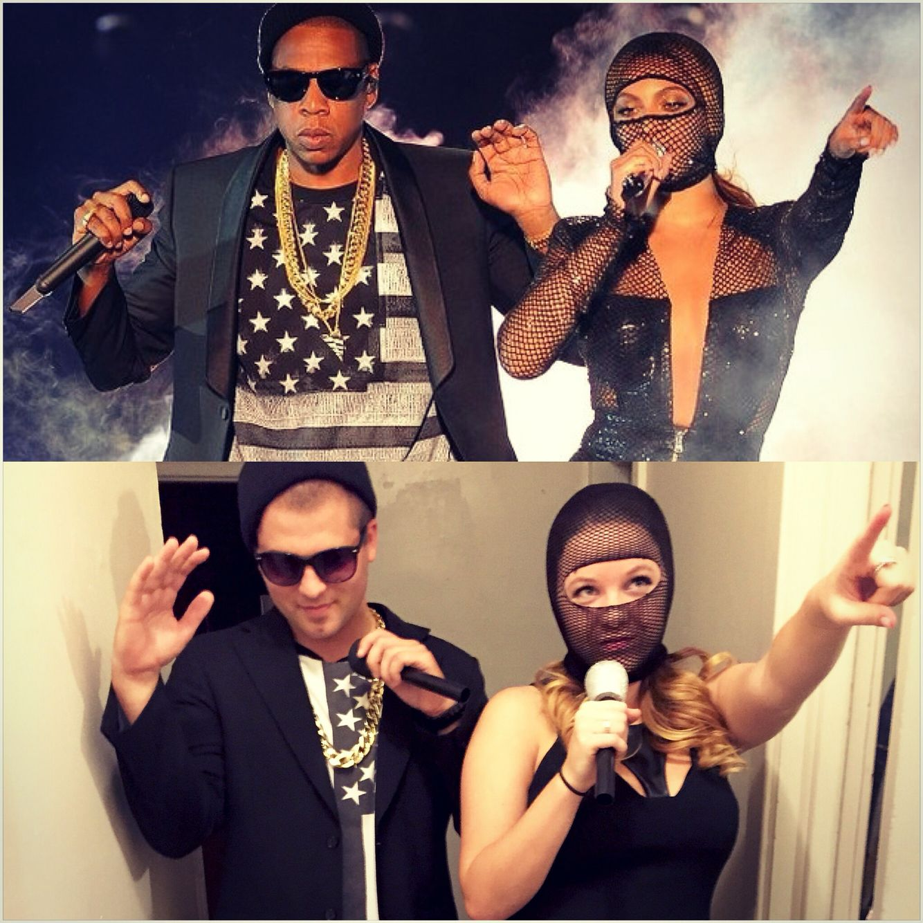 Jay Z & Beyoncé couple Halloween costume | My Halloween Costumes ...