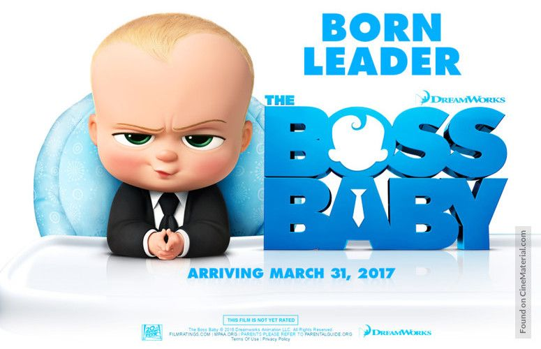 مشاهدة و تحميل فيلم The Boss Baby 2017 كامل ومترجم للعربية