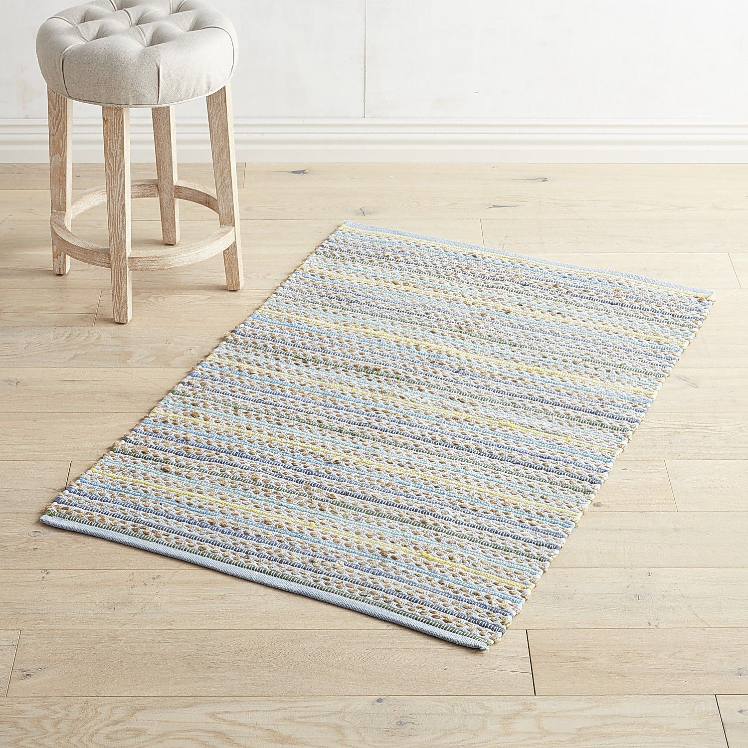 Chindi Jute Blue 3x5 Rug Pier 1 Index Pinterest Rugs Accent