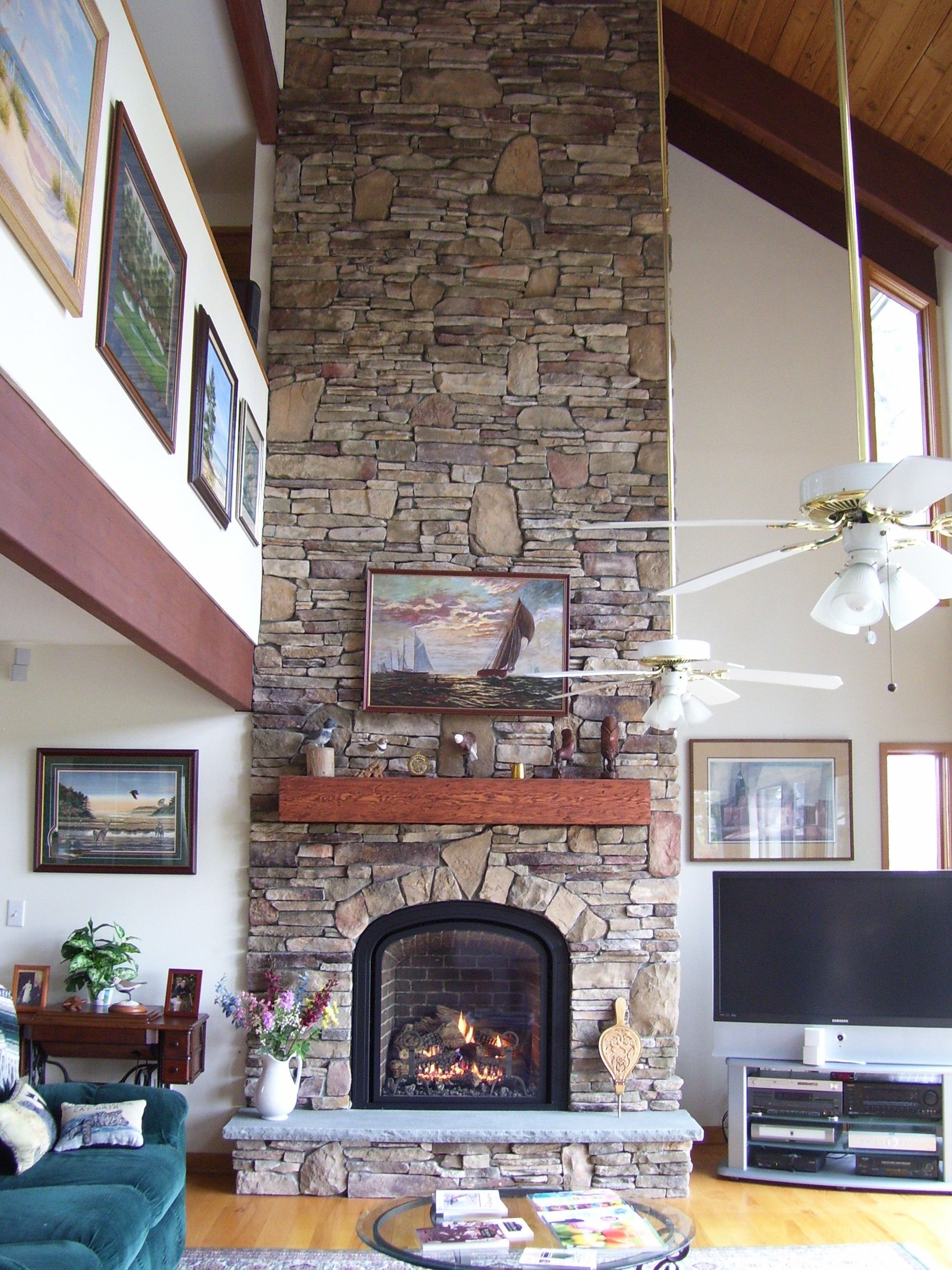 Leonardus Stone and Fireplace fireplacetx on Pinterest