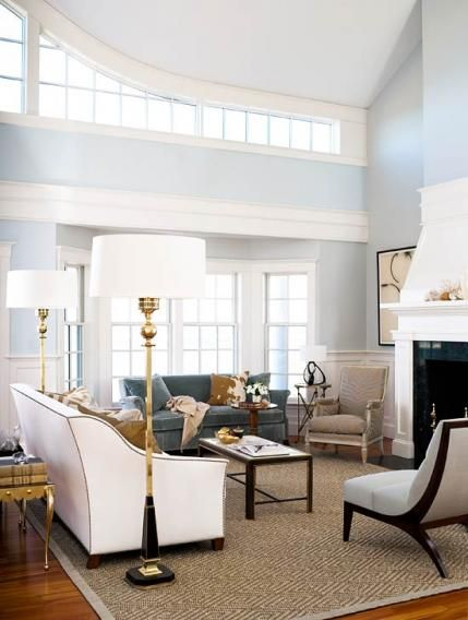 Best Beautiful Rooms In Blue And White Living Room Furniture 400 x 300
