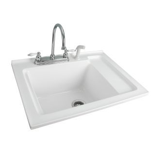 Foremost Ls 3021 W Drop In Kitchen Sink Sink Utility Sink