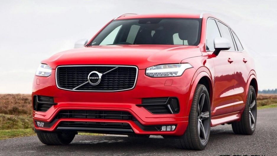 The New 2020 Volvo Xc90 Is The Bellwether Of The Well Known Scandinavian Carmaker This 3 Row High End Suv Includes Refined Style A Volvo Xc90 Volvo Volvo Cars