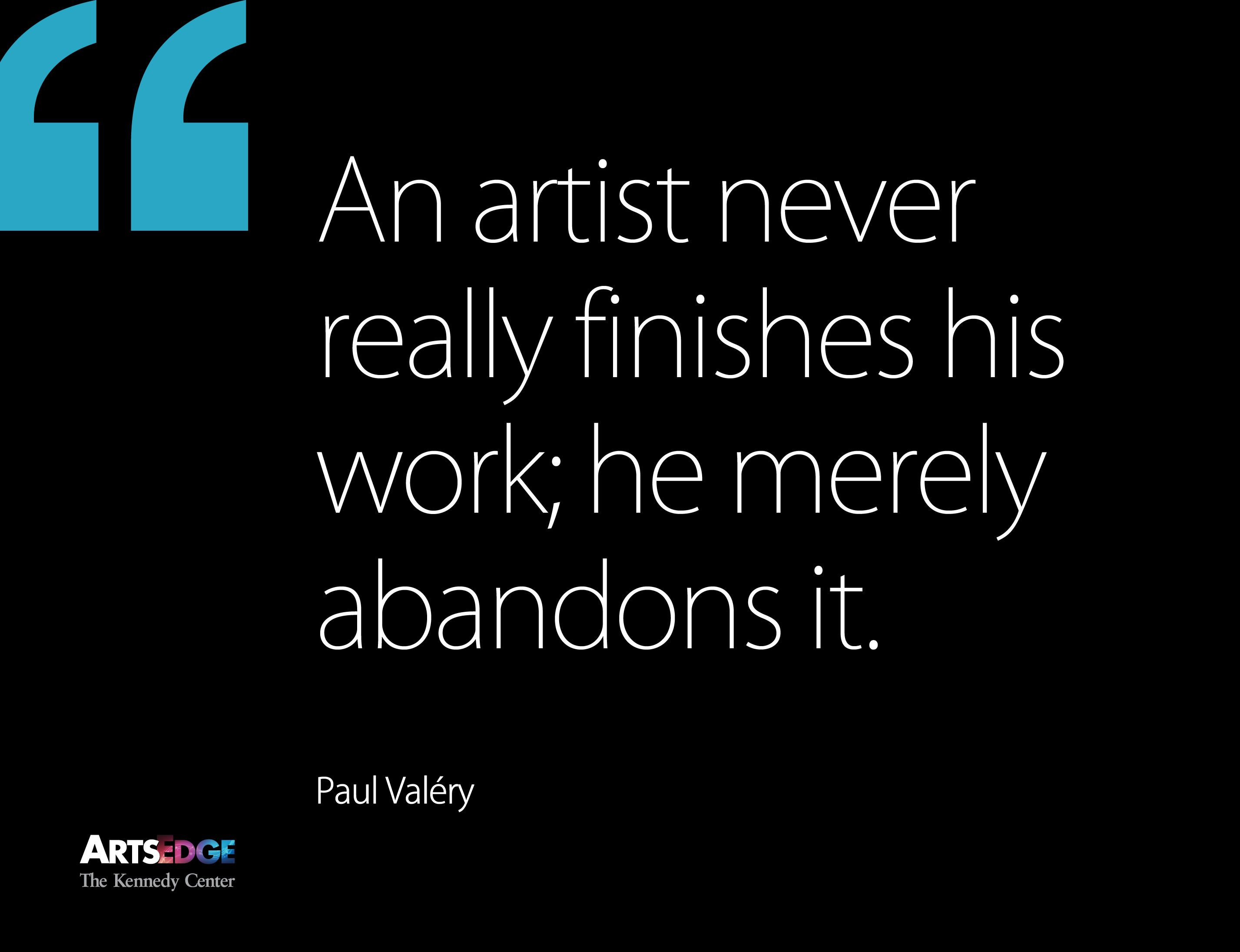 Paul Valery, poet