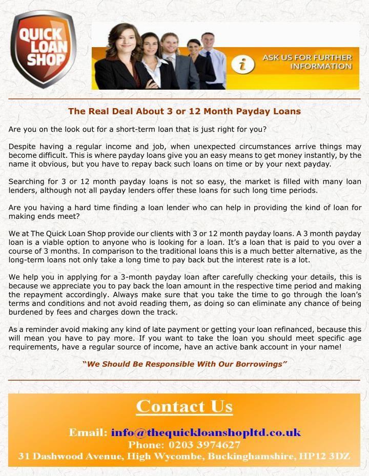 tend to be best fast cash financial loan service