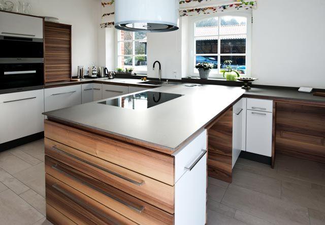 Küche Nussbaum küche mit nussbaum inspiration nussbaum und küche