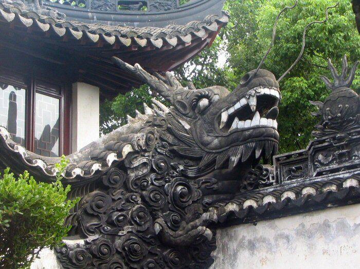 Arte para los Amigos: Dragones del mundo: esculturas monumentales