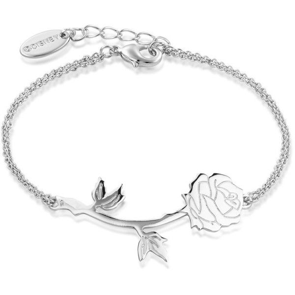 Disney Beauty and the Beast Rose Bracelet 30 liked on Polyvore